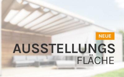 Neue Ausstellungsfläche in Homberg
